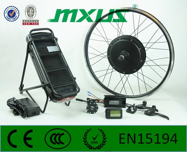 EBike 36V 250W 350W 26 Inch Rear Wheel Electric Bike Bicycle Motor Conversion Kit