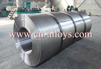 Various of CaFe Cored Wire SiFe Cored Wire