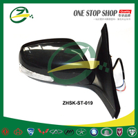 Auto body parts Rearview Mirror For SUZUKI SWIFT sideview mirror