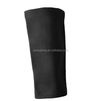 Knee Support Sleeve Brace long Leg Injury Gym Nylon Knee Pads
