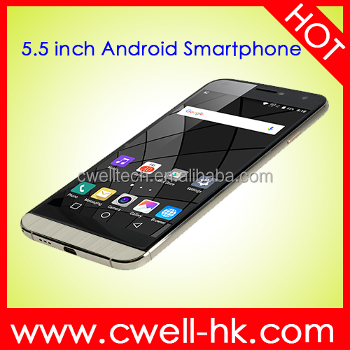 original X-BO G5 MTK6580M Quad core 5.5 inch 512MB RAM/8GB ROM android cell phone