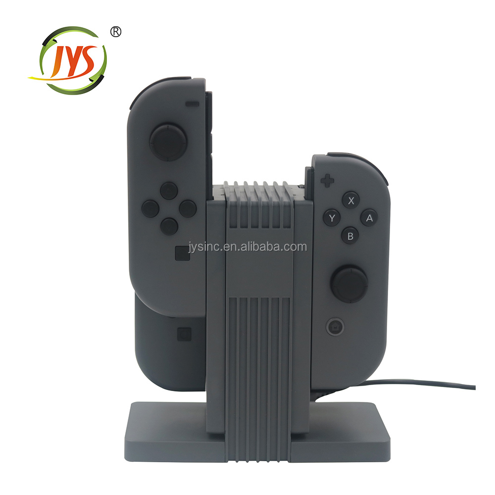 For nintendo Switch Joy-Con charger 4 in 1