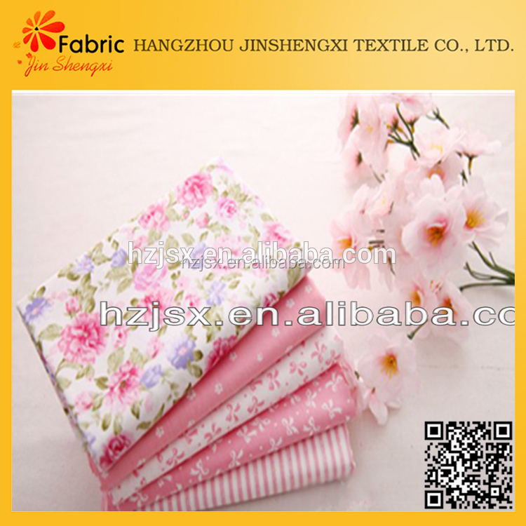 PI2013111807 Bedding 100% cotton floral printed brocade fabric rose
