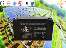 JL power 12v 150ah rechargeable battery 12v 150ah accumulator for ups and solar system hot selling