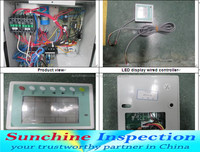 National Home Appliance/Air condition production monitoring/final random inspection/container loading check