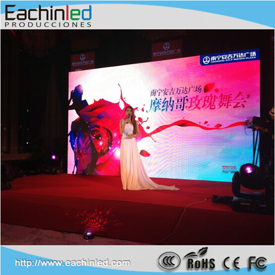 HD P3 Full Color Indoor LED Screen Board