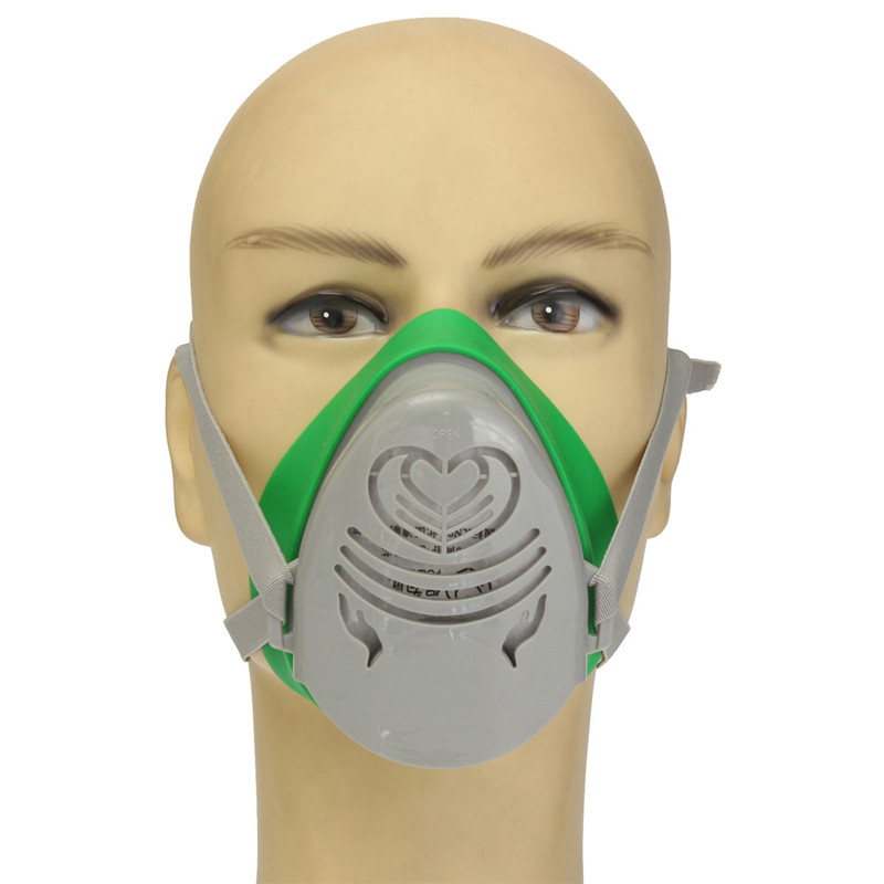 N3800 Anti-Dust Respirator Filter Paint Spraying Cartridge Gas Mask New