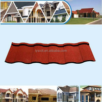 Portuguese clay stone metal roof tile for sale