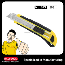 Survival Knife 18MM ABS+PPR thick blade folding for Daily Life
