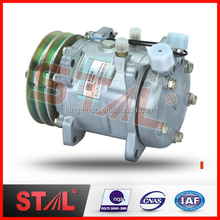 12V SD507 STAL Electric Car Ac Compressor Universal