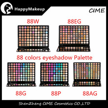 Hot!!! New Arrive Makeup Palette 88 Color illusion All Shimmer Eyeshadow/Eye shadow