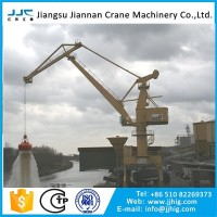 Low price port gantry crane with B.V certified