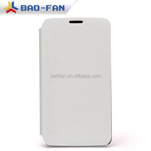 High quality full size sublimation flip leather phone case for samsung note3