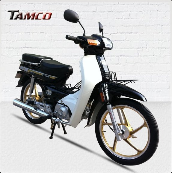 Tamco C90 moped/gas moped with pedals/pedal mopeds