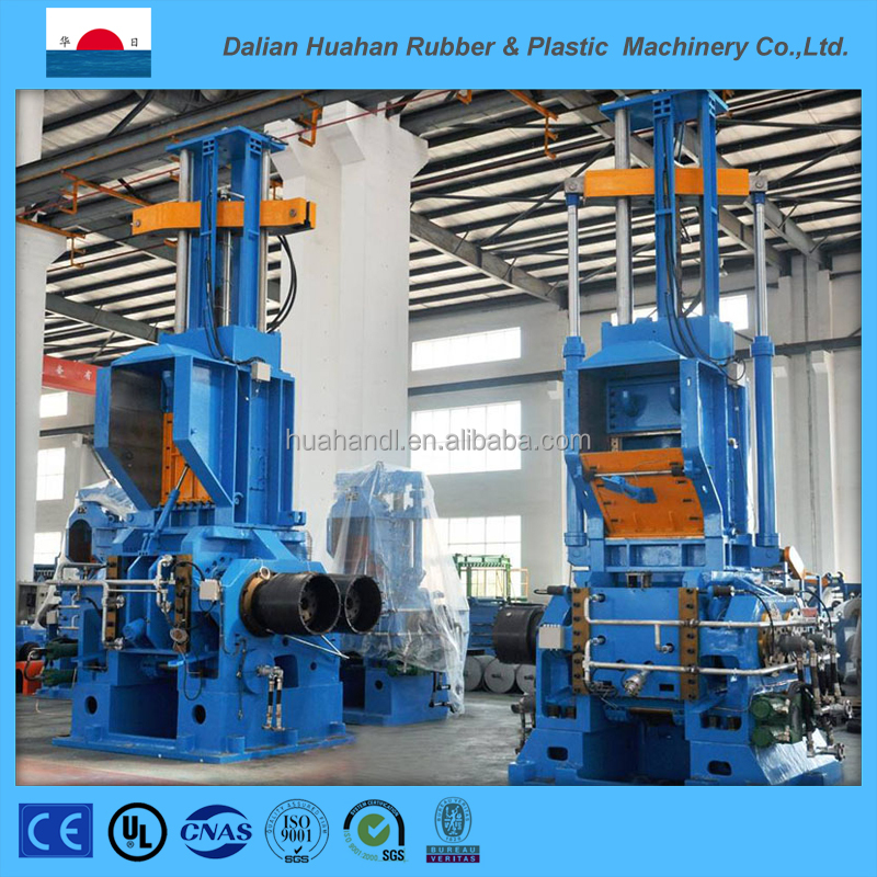 China Huahan Good Sale Internal Mixer for Rubber and Plastics with Alibaba Supply