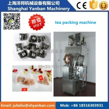 Hot selling Shanghai 2016 YB-180CS Nylon triangle automatic tea bag packing machine