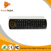 Smart mini wireless keyboard rc12 air fly mouse