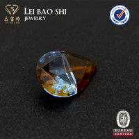 Hot sale glass gem mixed color stone