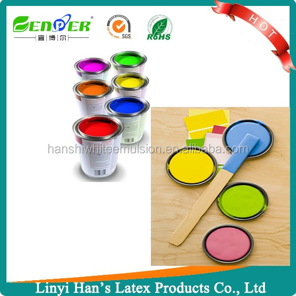 Han 39 S Eco Friendly Acrylic Emulsion Paint For Exterior