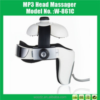 relax never pain relief acupuncture viabrating air pressure chinese head massager