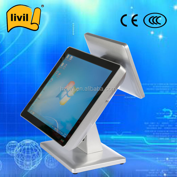 15'' point sale cash register/cash register for sale/pos hardware