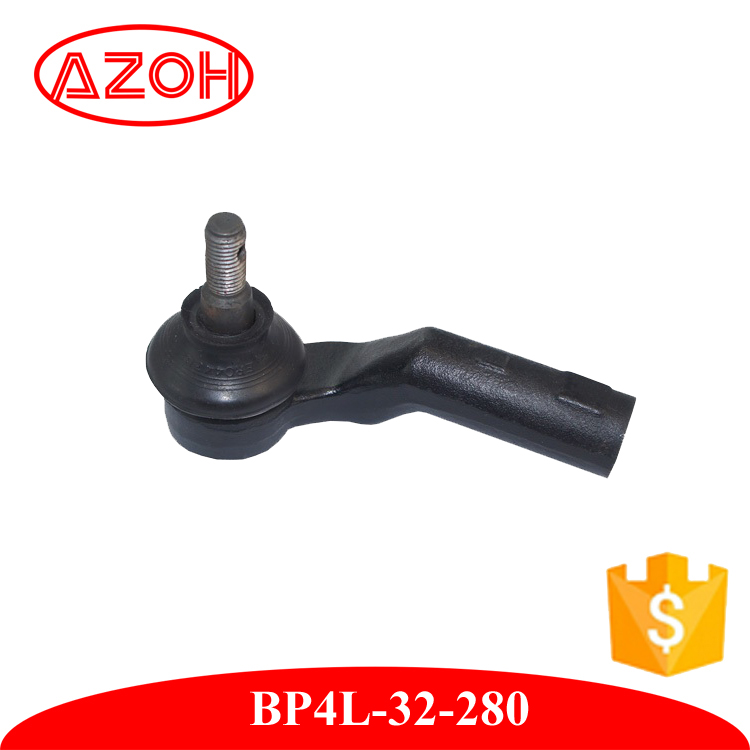 Best Price Mazda RIGHT TIE ROD END Outer BP4L-32-280 BP4L-32-290 Left Stearing Gear For Mazda 3 BK 2003-2008