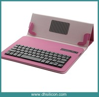 Fashion design/ good performance bluetooth/pc 9.7/10.1/10inch tablet universal keyboard case