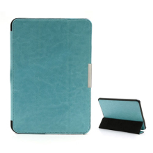 3-Folding Crazy Horse Texture Leather Case Cover for Amazon Kindle Fire HD 8.9
