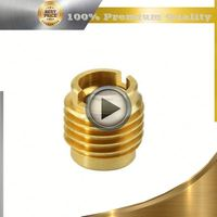 brass male threaded end cap