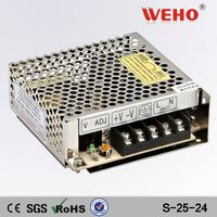 Hotsale cheap 24 volt linear power supply