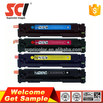 New product CF410X toner cartridge for Hp Color LaserJet Pro M452dn M452nw M452dw