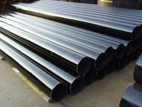 Round hs code carbon steel pipe