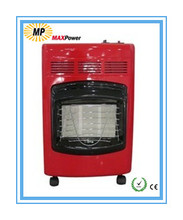 2014 infrared gas room heater