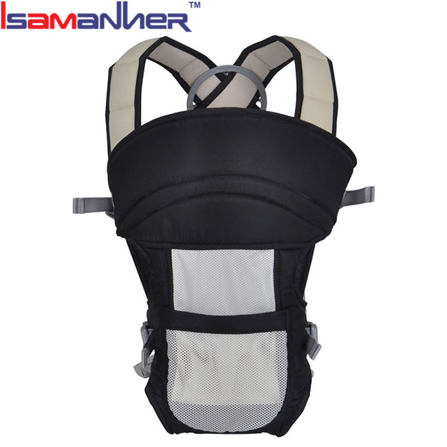 Ergonomic outward facing baby carrier, safety best baby carrier travel bag