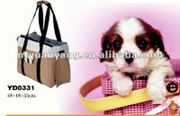 2015 carrying soft dog cages Carrier bag Fashion