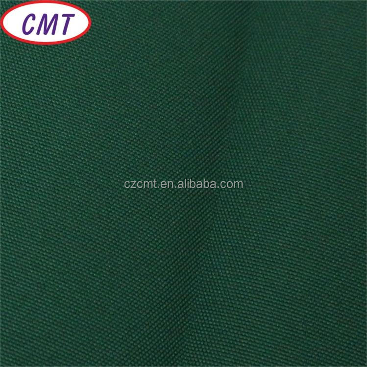 Changzhou Cement new style green 100% polyester guchi oxford fabric PVC coated