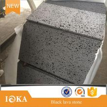 Hot sale lava stone for pizza with certificate