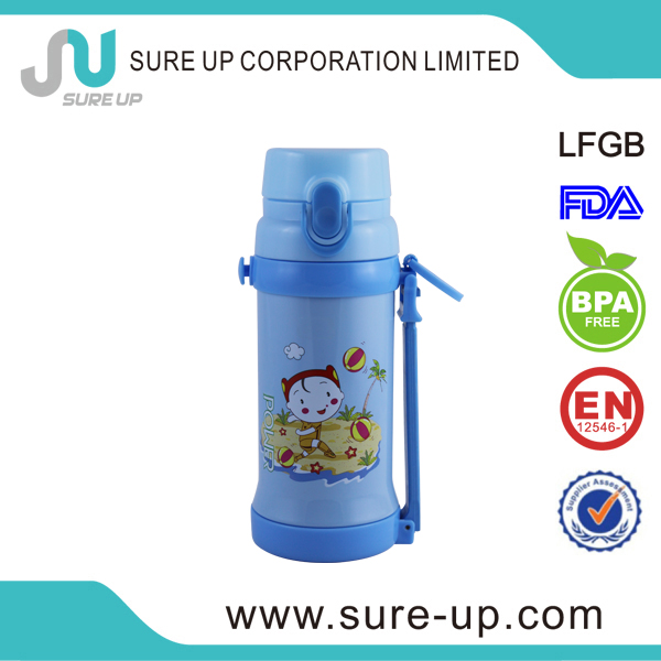 Vacuum Flask for Babies with Lovely Carton Design(FSAK)
