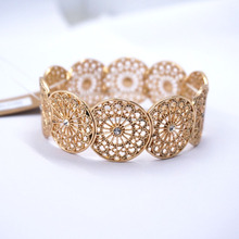 2017 latest new fancy gold bangles design with price for sale