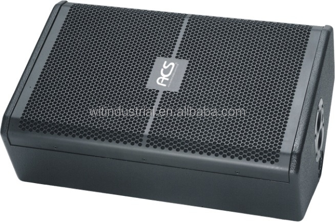 Low distortion srx 712M compact active professional outdoor pa sound system