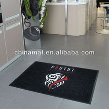 Rubber Backed Logo Flooring Carpet