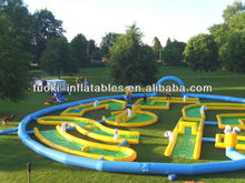 golf games, inflatable golf games, mini golf games,