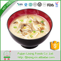 Healthy Freeze Dried Vegetable/ Egg Soup