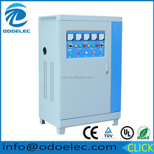 3 Phase SBW 50KVA Intelligent AC Servo Control Analog Display Power Supply Voltage Stabilizer for Industrial
