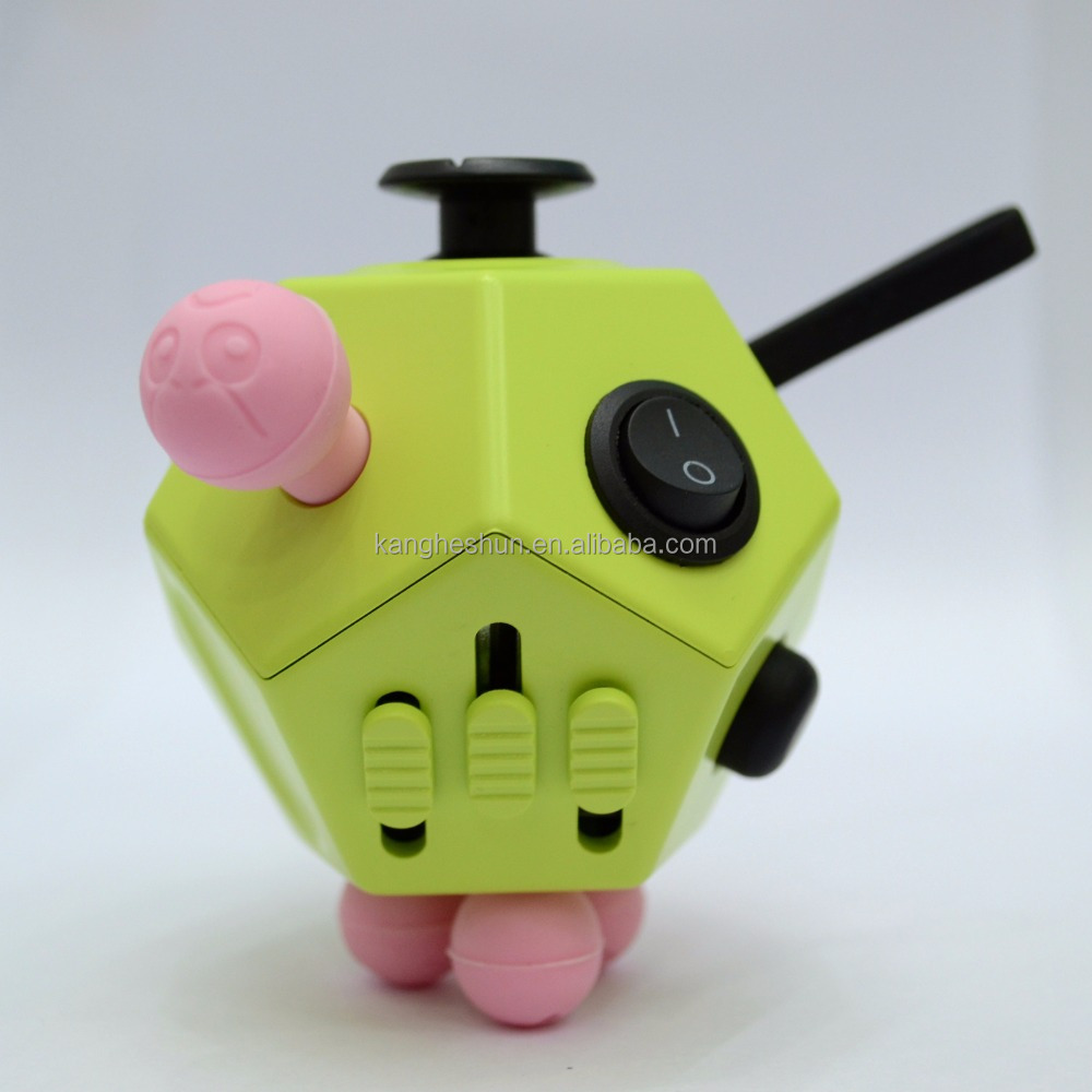 2017 New Relax Stress Magic Fidget Cube