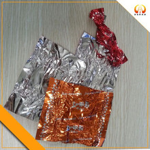 PET/PVC candy twist film wrapper for toffee candy