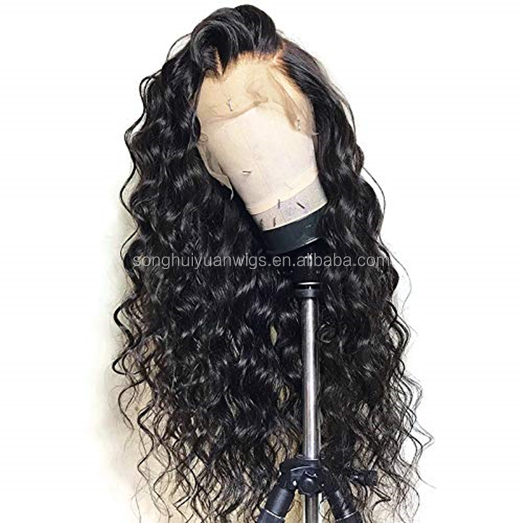 2019 Whosale brazilian virgin afro kinky curly human hair wig for black women