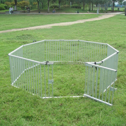Aluminum Dog Playpen