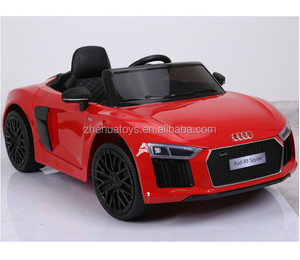 2018 New Ride On Toys Cars Audi R8 Licensed Ride On Car Kids