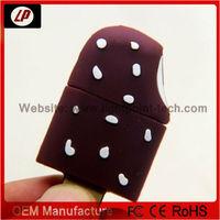 ice cream usb flash drive love gift usb stick made in china